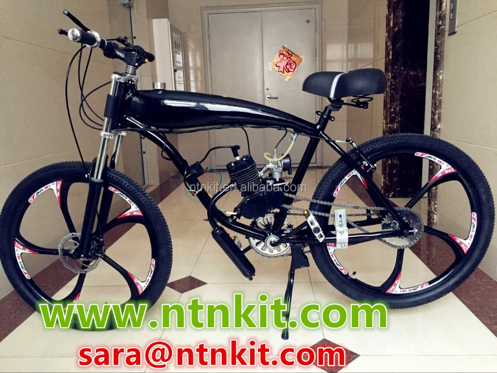 2016 new NTN colorful bikes/petrol bicycles/ engine bikes