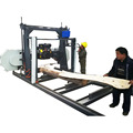 Portable Sawmill Horizontal Band Saw for Wwood