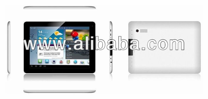 9.7 Inch Dual Core Aluminum Casing Tablet Computer