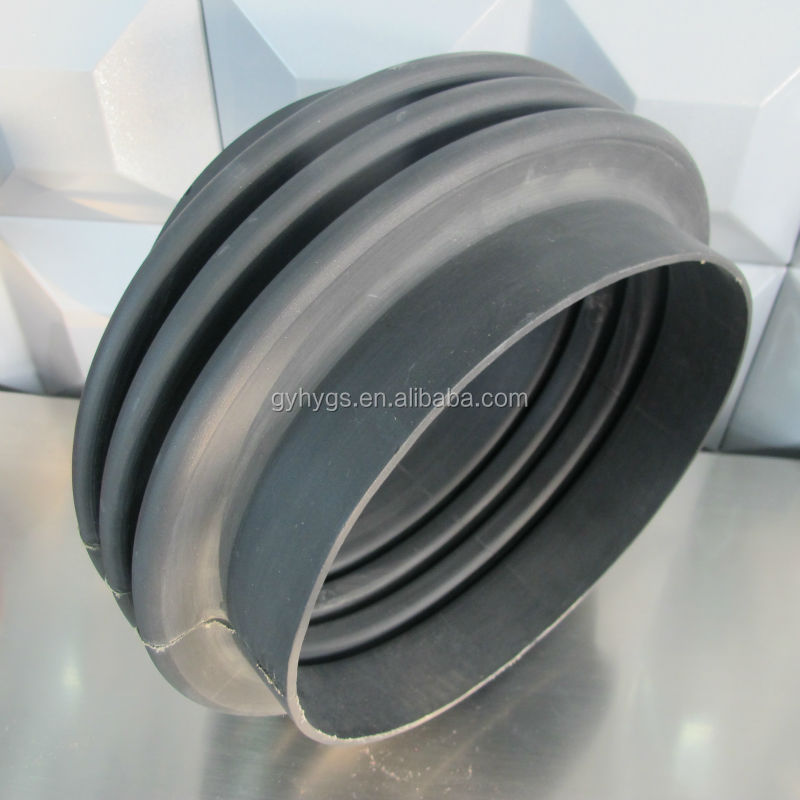 Good quality high sale flanged type bellows