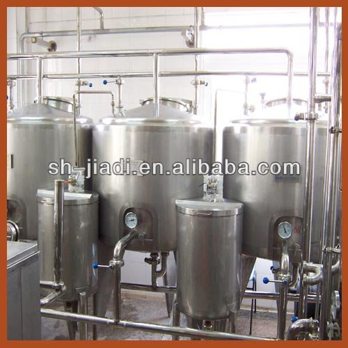 milk CIP cleaning System
