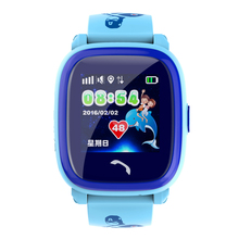 Skmei cheap touch screen smart watch phone for kids