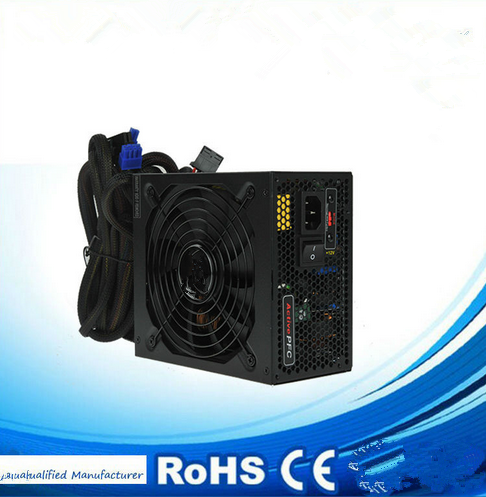 best-selling 800W desktop power supply 80plus gold pc power supply apfc computer power supply 800W