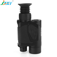 Jaxy 6X32 professional civil and military Digital Laser IR Tactical Day and Night Vision goggles,Monocular telescope for hunting