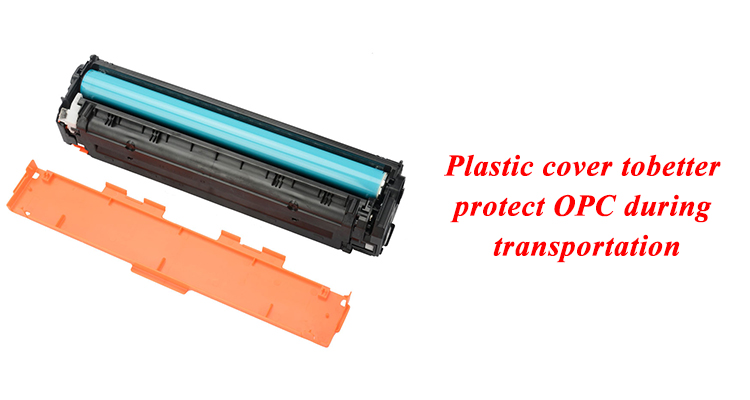 Best selling products Premium quality compatible laser toner cartridge for cb540a