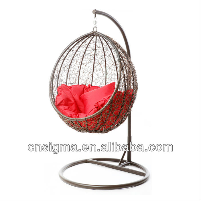 2014 Best-seller Swing Egg Chair Hanging Chairs Bird Nest Rattan Basket Chair