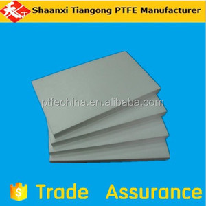 0.03mm thin virgin skived ptfe films plastic rubber production