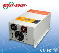Multifunction solar panel inverters with pure sine wave & Solar MPPT Controller for home/ office/ industrial use