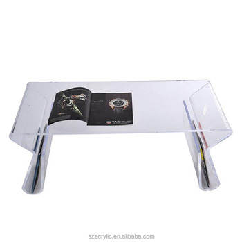 Modern clear acrylic coffee table acrylic home furniture