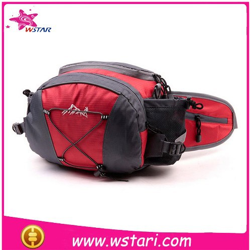 Sports running belt money waist bag for cell phones 2015 new outdoor elastic waist travel bag