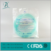 China supplier New products infant/adult nasal oxygen cannula