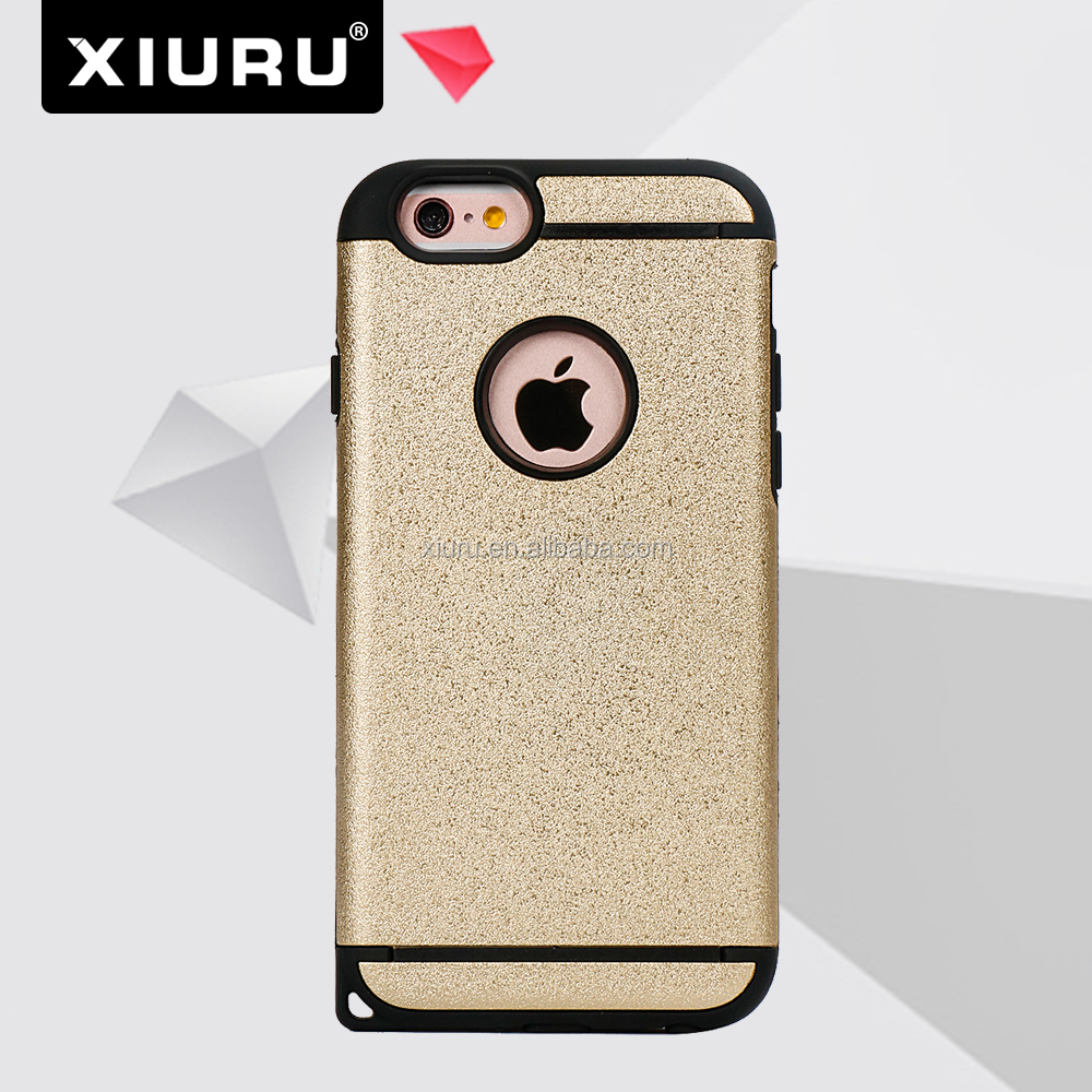 New arrival brief Hard Back Shakeproof Mobile Phone Cases For iphone 5 6 XR-PC-39