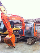Japanese Mini Excavator Used HITACHI ZX75/HITACHI Hydraulic Excavator ZX70/Used HITACHI EX60 ZX60 ZX70 for sale!