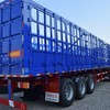 3 Axles Fence Stake Semi Trailer