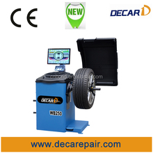 Automobile used wheel balancing machine for car workshop