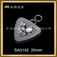 Factory Shoe Metal Decoration ZInc Alloy