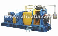 Continuous Extrusion Machine for Brass Strips