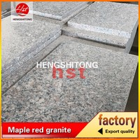 flame treated granite floor and wall tiles