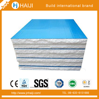 fireproof eps Sandwich panel used for roof installation