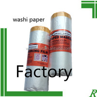 factory Painters tape masking film