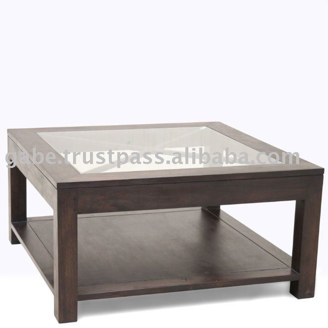 cross basic square colombus coffee table - buy coffee table