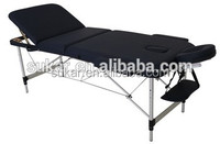 Aluminum Massage Bed Table, Beauty Massage Table