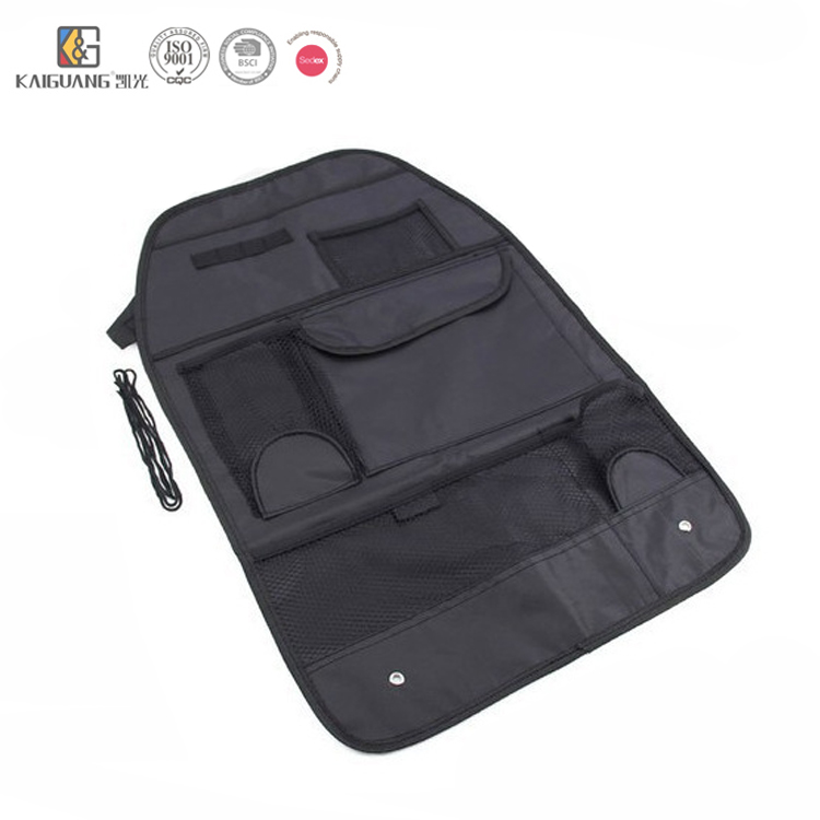 Hot Selling Low Price Felt Car Back Seat Organizer Bag for Kids