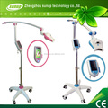 Teeth whitening machine with touch screen, three color LED Light for good effect whitening dental machine