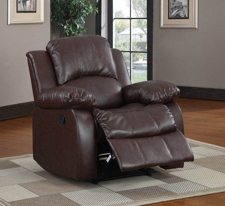 leather single swivel glider rocker sofa furniture recliner chair zoy