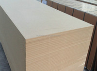 MDF board/High quality laminated MDF board for sale
