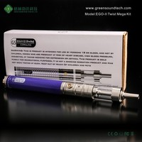 electronic smoking vapor cigarette GS Twist 2200 mAh kit mechanical ecig battery mod