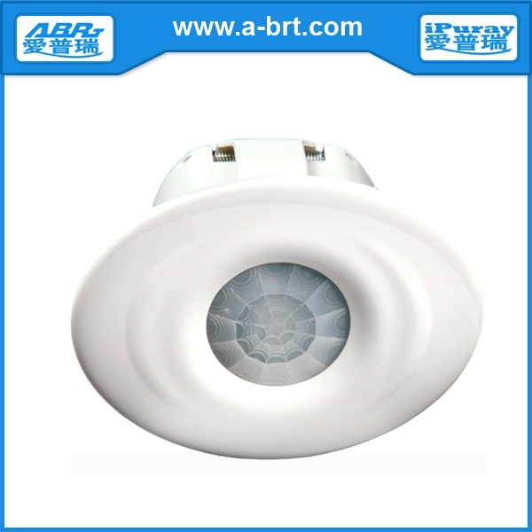 Ceiling PIR light switch adjustable Lux and Delay time motion pir sensor light switch for led light