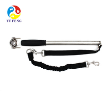 Pet Exercise Walking Running Bike Lead Hands Free Dog Bicycle Leash