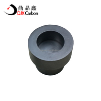 Hot Sale High Pure Graphite Crucibles for Melting Cast Iron