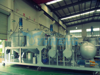 Waste Tyre Pyrolysis Oil Regeneration Machinery to Disposal the Sulfur in Tire Pyrolysis Oil