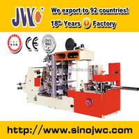 Paper Tissue Making Machine -folding and packing machine(4 lines)