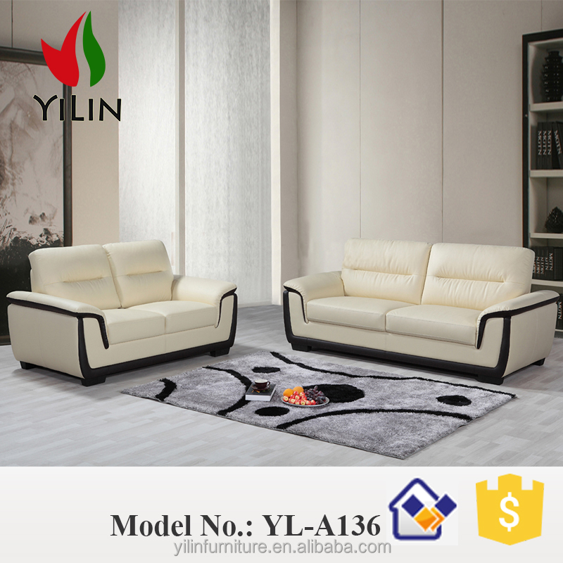 Wohnzimmer Leather Sofa Set Picture Sectional 3 2 1 Seat