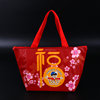 Hot sale laminated non woven shopping tote bag cooler bag