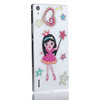 Beauty Sticker mobile phone decoration,temporary mobile phone sticker