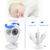 3.2'' Radio Portable Video Baby Monitor with Two-way Talkback, Infrared Night Vision Mode, Lullabies Function for baby
