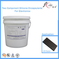 silicone liquid glue for potting