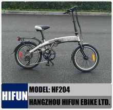 350W 36V Hidden Battery Foldable Electric Bike, Folding Electric Bicycle, City Ebike