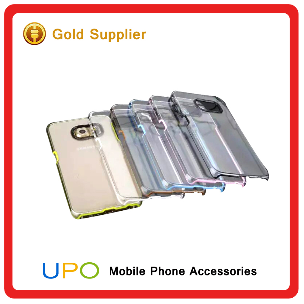 [UPO] Ultra Thin Tranparent Hard Plastic PC Clear Cover Case for iPhone 6, Cell phone accessories