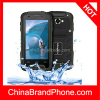 Huadoo V3 8GB 4.0 inch FWVGA Capacitive Screen Android OS 4.4 Waterproof / Shockproof / Dustproof Mobile Phone, MTK6582 1.3GHz Q