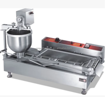 China factory supply food machine for donut/donut fryer/commercial doughnut maker