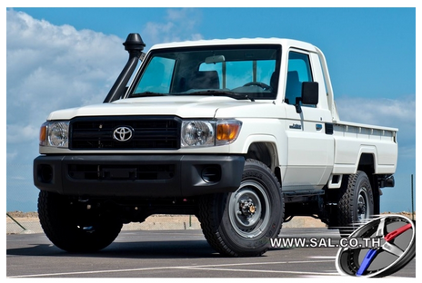 2015 TOYOTA LAND CRUISER PICK UP SINGLE CAB 5 SPEED MANUAL 4200 DIESEL - HZJ79R-TJMRS
