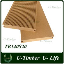Extrude wood plastic composite similar to trex decking 100% recycled