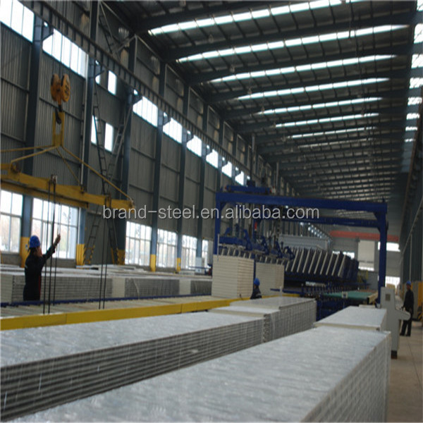 Sound proof and insulation steel sandwich panel