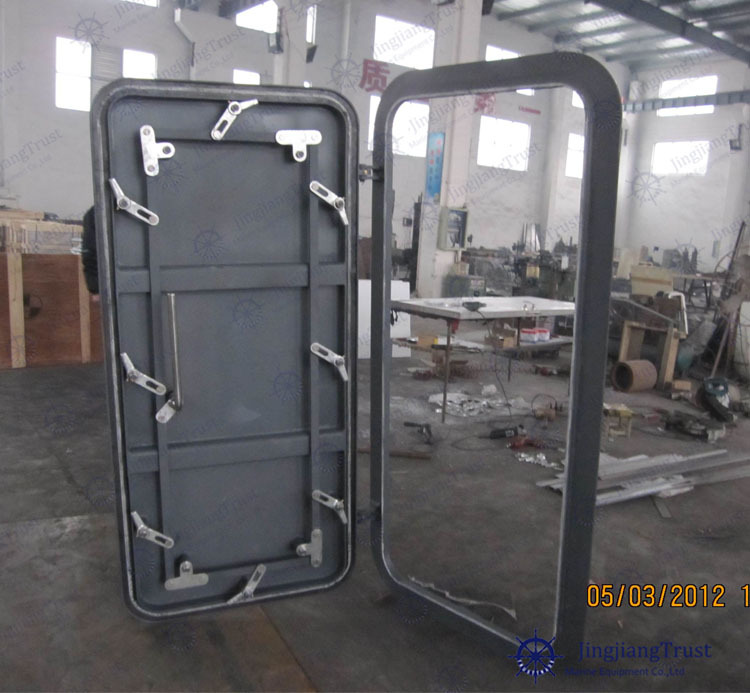Steel Marine Watertight Door For Ships View Watertight