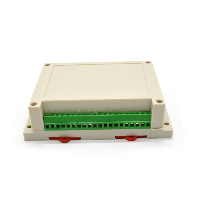 Wall mount cabinet din rail plastic enclosures
